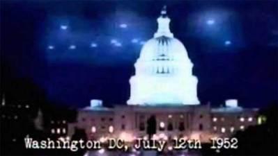 Vidéo: L'invasion Extraterrestre de Washington D.C. en 1952