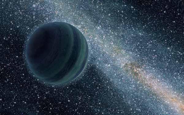 L'Univers pourrait abonder de planètes habitables dépourvues de Soleils