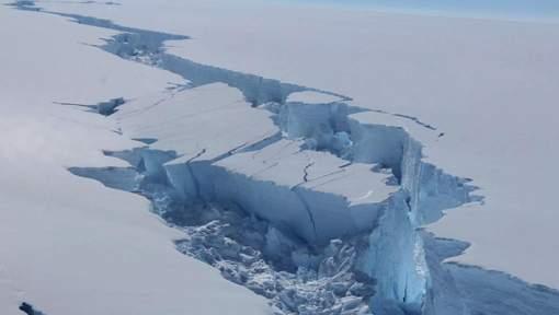 Antarctique: 91 nouveaux volcans découverts sous la glace