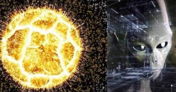 Vidéo: Les Aliens pourraient nous menacer d'exploser notre soleil si nous ne répondons pas à leurs attentes