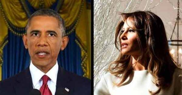 """Vidéo: Melania Trump a engagé un exorciste pour """"nettoyer la Maison Blanche des démons d'Obama"""""""