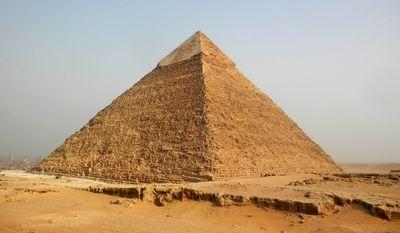 Un temple majeur découvert en Egypte