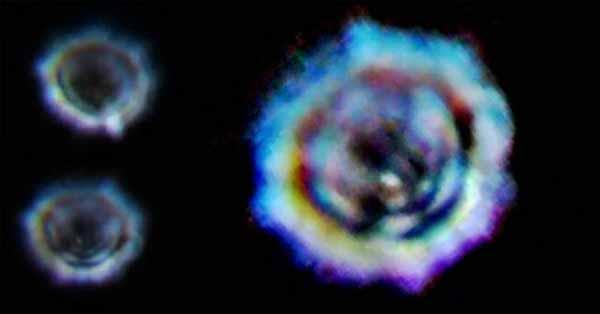 Vidéo: Des observateurs ont filmé des Boules de Plasma avec des êtres à l'intérieur qui voyagent dans l'espace