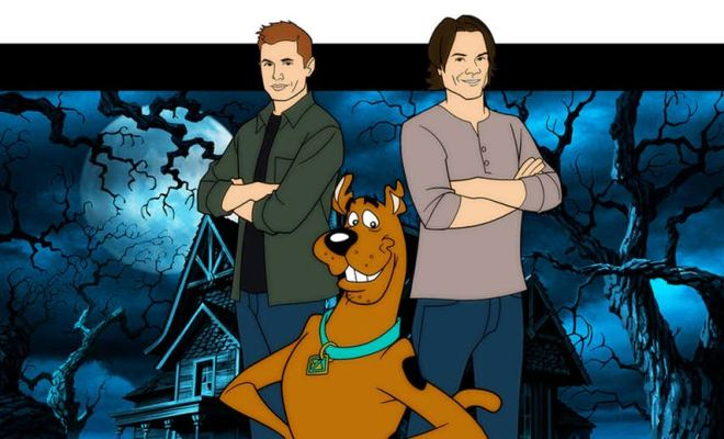 SCOOBYNATURAL: UN ÉPISODE CROSSOVER SUPERNATURAL ET SCOOBY-DOO