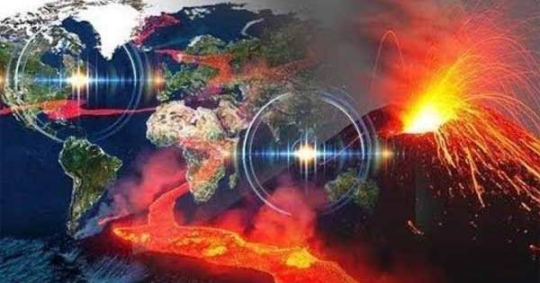 Vidéo: Un GRAND nombre de tremblements de terre ont été ressentis sous des volcans à travers le monde