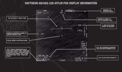 Vidéo: Le Pentagone publie une AUTRE vidéo de ses jets poursuivant les OVNIs