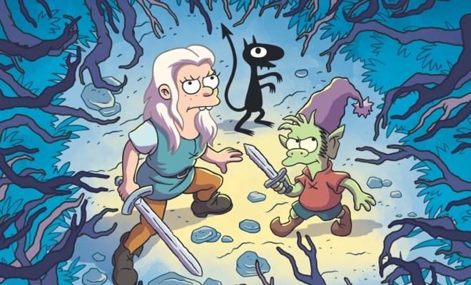 Disenchantment de Matt Groening: Netflix dévoile un premier teaser