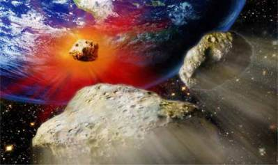 TROIS astéroïdes géants arrivent et passeront près de la Terre dans TROIS JOURS