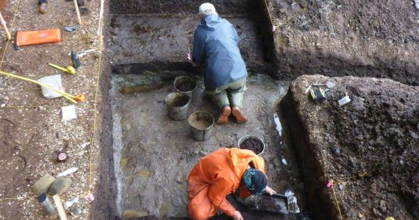 Découverte des plus anciennes traces de pas humains d'Amérique du Nord