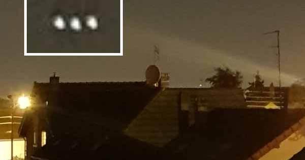 Un OVNI a été photographié à Aulnay-sous-Bois