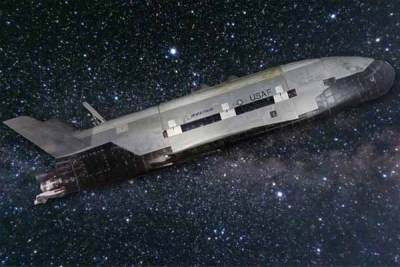 Le mystérieux vaisseau spatial américain de la NASA, le X-37b, a été pris en vidéo