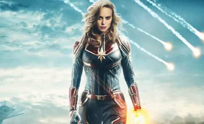 Marvel Studios Captain Marvel: un premier trailer avec Brie Larson