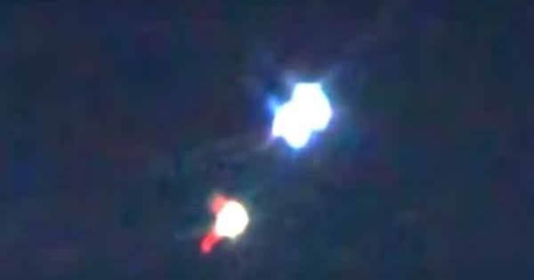 Un OVNI filmé par la Police Allemande en 2016 (vidéo)