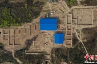 La cité chinoise de Xi'an serait âgée de 5 500 ans d'après de nouvelles découvertes, 2 500 ans plus ancienne que ce que l'on estimait