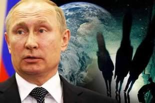 """ALERTE AUX OVNIS alors que Poutine a déployé l'armée après l'""""effondrement"""" d'une montagne en Sibérie"""