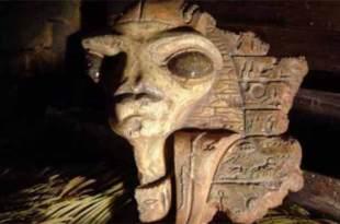 Les vieux pharaons d'Egypte étaient des hybrides mi-humains, mi-extraterrestres
