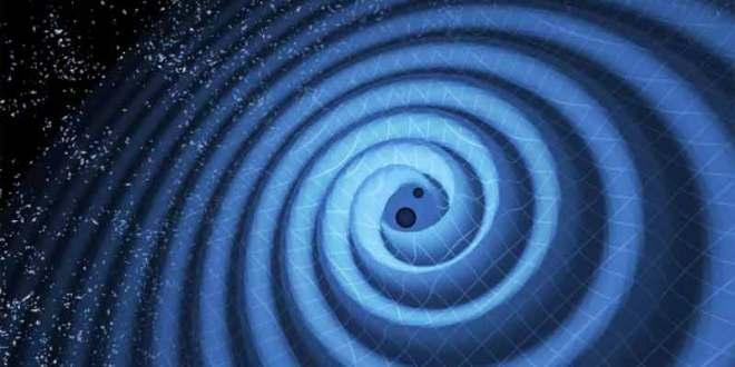 Une transition de phase holographique dans l'univers primitif a-t-elle libéré des ondes gravitationnelles ?
