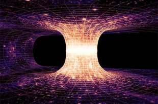 Des trous de ver se cachent peut-être dans l'univers