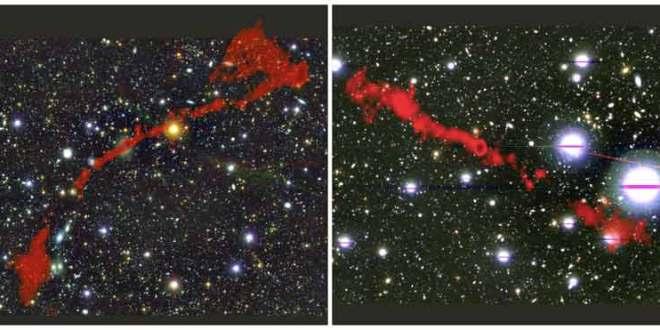 Les bêtes cosmiques et où les trouver