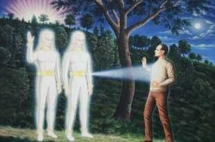 Les cheveux de l'extraterrestre : le cas d'enlèvement de Peter Khoury