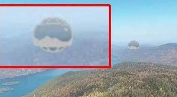 Une magnifique orbe repérée sur Google Earth