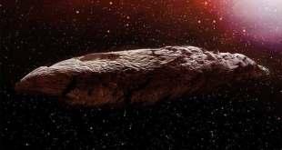 Oumuamua n'est pas un vaisseau interstellaire extraterrestre selon des scientifiques