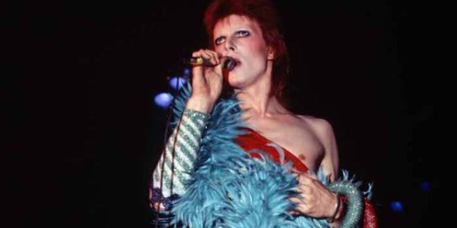 Le fantôme de David Bowie aurait fait une apparition