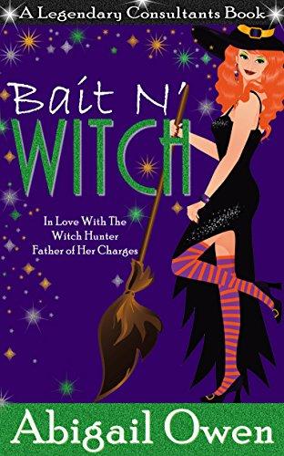 Review: Bait N' Witch – Abigail Owen