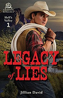 Review: Legacy of Lies – Jillian David