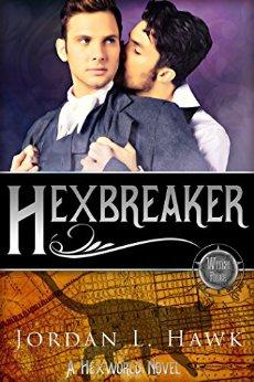 Review: Hexbreaker – Jordan L. Hawk