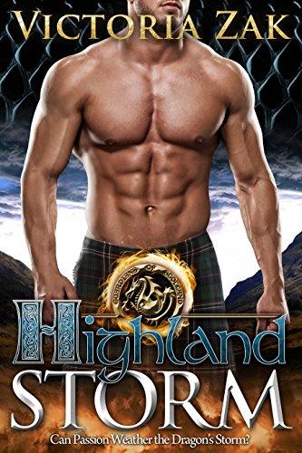 Review: Highland Storm – Victoria Zak