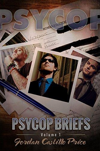 Review: PsyCop Briefs: Volume 1 – Jordan Castillo Price