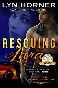 Review: Rescuing Laura – Lyn Horner