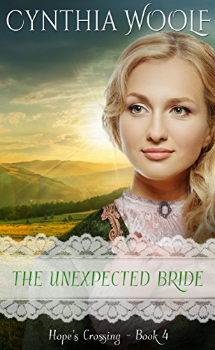 Review: The Unexpected Bride – Cynthia Woolf