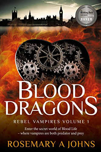 Review:  Blood Dragons – Rosemary A. Johns