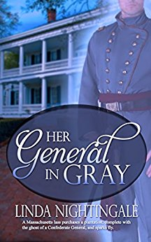 Review: Her General in Gray – Linda Nightingale