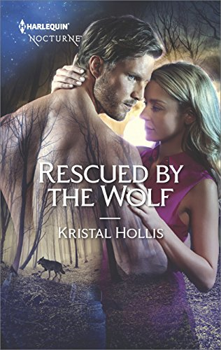 Rescued by the Wolf Book Cover