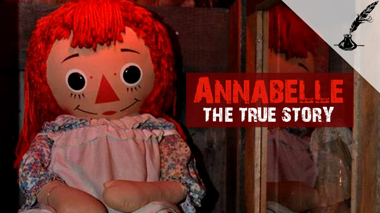 Annabelle the Doll The Origins Thumbnail