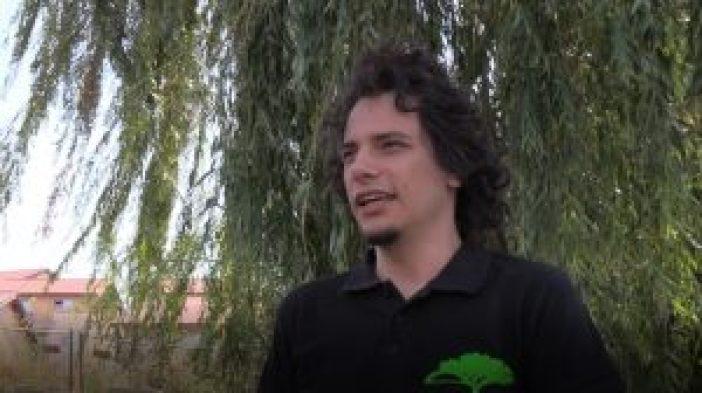 Marius Lazin president of the Hoia-Baciu Project