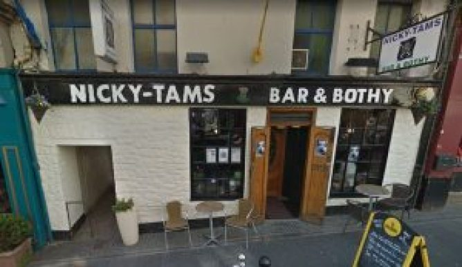 Nicky-Tams, Stirling