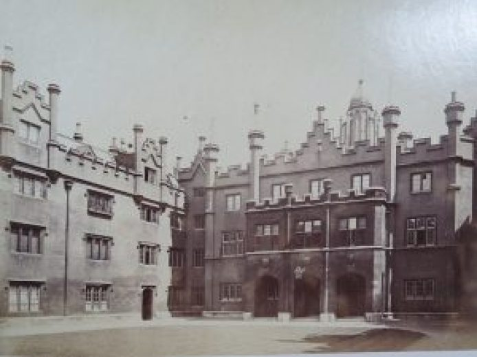 Sidney Sussex College, Cambridge