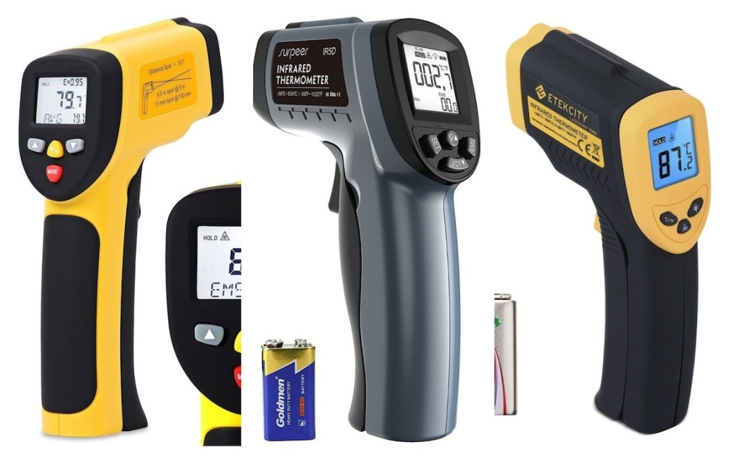 Best Thermometer For Ghost Hunting