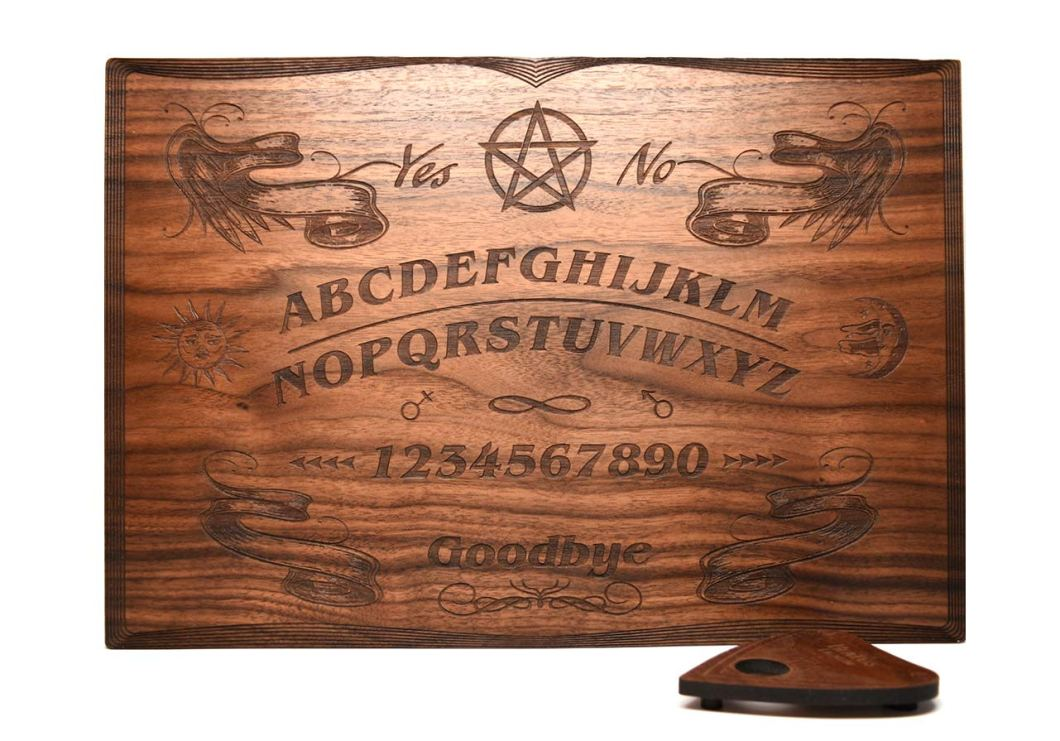 5 Best Ouija Boards Of 2019 And How To Use Them Paranormal School