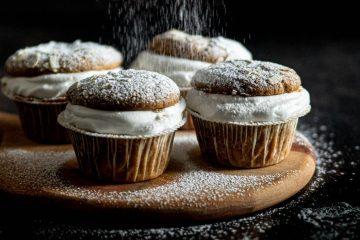 laskiaispulla muffinssi