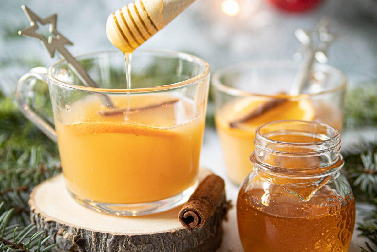 omena-hunajaglögi