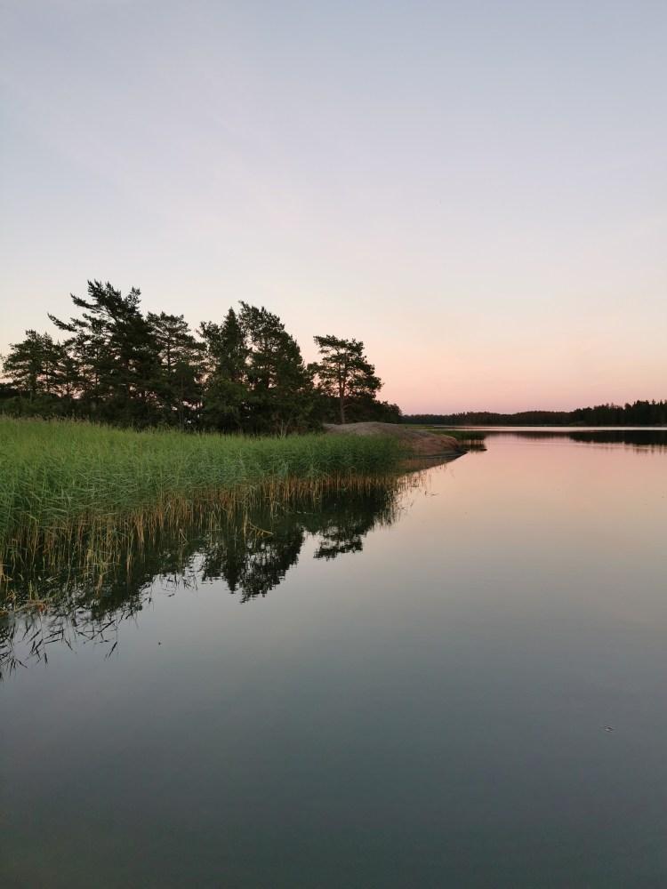 Pyöräreissu Tammisaareen ja Kopparöön
