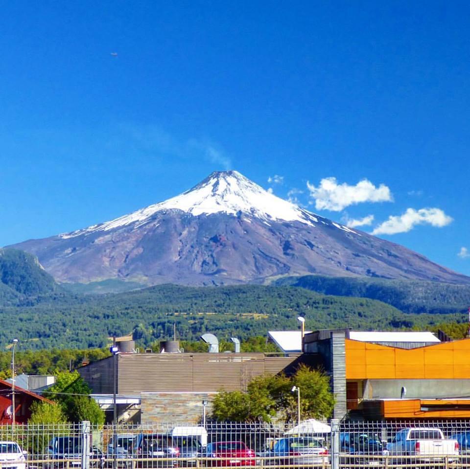 Dicas de viagem para o Chile Vulcão Villarrica