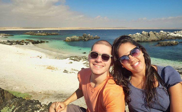 viajar para o chile - caribe chileno
