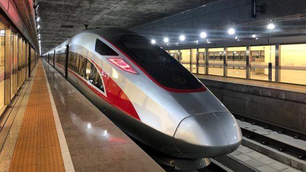 Fuxing Hao, o trem bala chinês