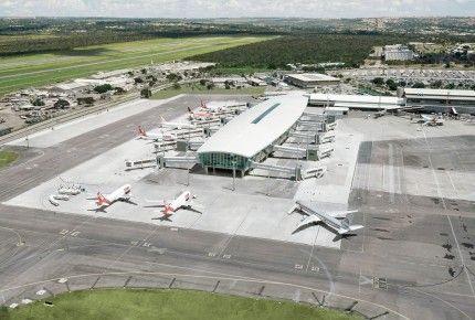 Aeroporto de Brasília se destaca em pontualidade, no país